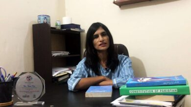 Nisha Rao First Transgender Lawyer in Pakistan