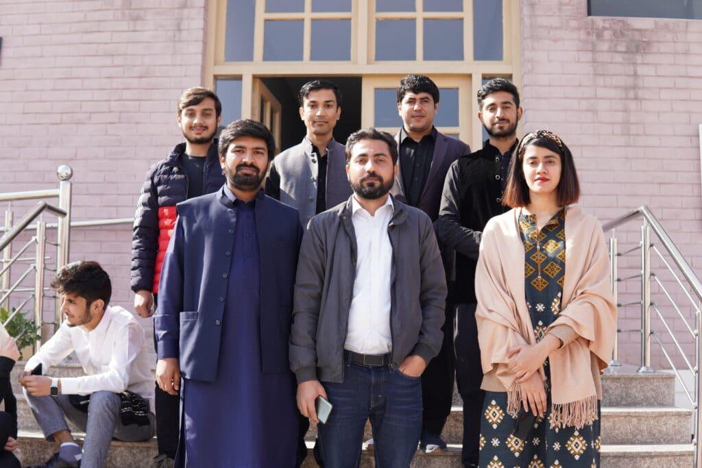 Ejad Labs Team Invited to Viist BIC & IMDurshal IMSciences Peshawar