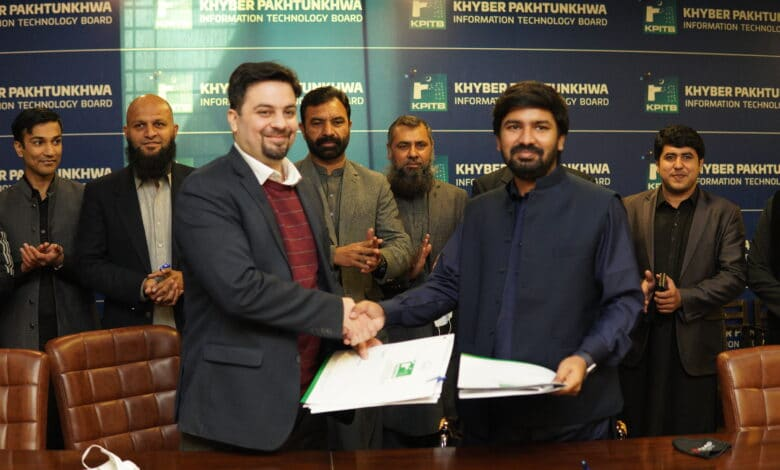 MOU signed to kick off collaborative efforts for growth of innovation economy in KP